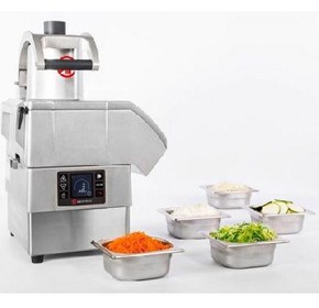 Coming soon... New Veg Prep and Food Processor Lines