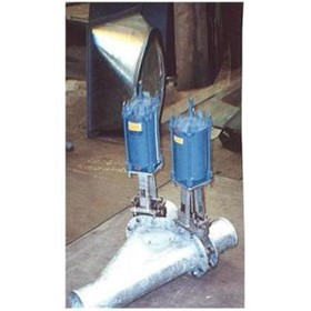 Diverter Valve Pressure for Pneumatic Conveying Lines