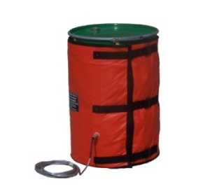 Heating for 205 Litre Drums in Hazardous Zones | InteliHeat