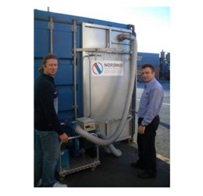 Lightweight Fumigation Console for Shipping Containers | Nordiko