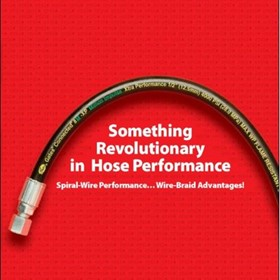 Wire-Braid Hydraulic Hose | M-XP™