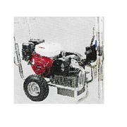 Hydraulic Driven Airless Paint Sprayer 9600