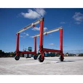 Rubber Tyred Mobile Gantry Crane | DB Series