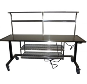 Wrap Station Height Adjustable | Electric | SP536.1