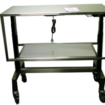 Instrument Trolley | Electric | SP539.3
