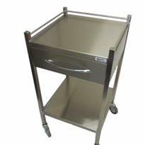 Hospital Dressing Trolley | Emery Industries SS10