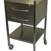 Hospital Dressing Trolley | Emery Industries SS11