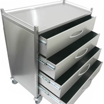 Hospital Dressing Trolley | Emery Industries SS16
