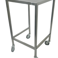 Flat Top Instrument Trolley | SS20