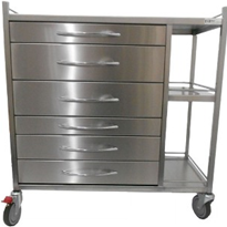 Anaesthetic Trolley | SS76.1