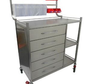 Anaesthetic Trolley | SS76S