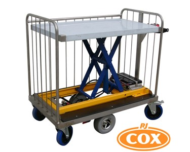 T.U.T. The Ultimate Trolley - Service Assist