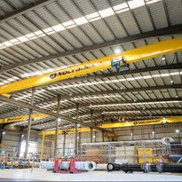 NQ Cranes Single Girder Overhead Crane