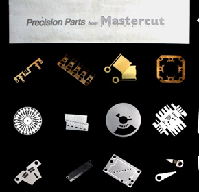 Custom Thin Metal Precision Parts | Mastercut Technologies