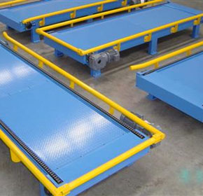 Pallet Conveyors - PC1200 Series