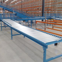 Roller Conveyor Systems - Light INDUSTRY and Heavy Series