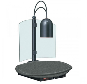 Serving Station with Overhead Heat Lamp | Hatco