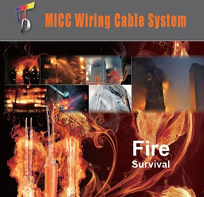 Fire Proof Survival Cable | MICC