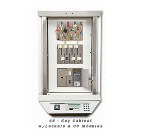 Key Control Systems w/lockers & CC Modules | KeyWatcher