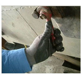 HCT Coated Gloves - HCT 602 ExtraFlex HFP