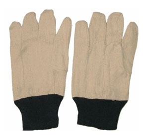 Men's Drill Cotton Glove