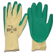 Latex Dipped Gloves - Tuff-E-Nuff Glass Gripper