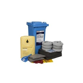 120 Litre General Purpose Wheelie Bin Spill Kit