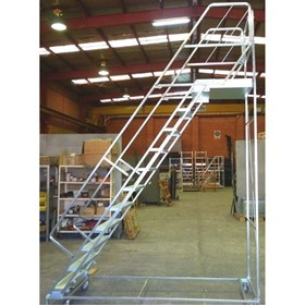 Mobile Platform Ladder | GTS29/11