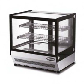Countertop Square Cake Display Cabinet - 900mm