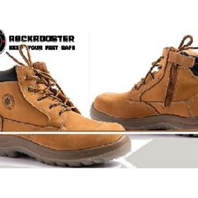 Zip Sided Boot | Rockrooster AC662Z Caballo