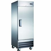 Stainless Steel Single Door Refrigerator | Mitchel Refrigeration