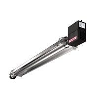 U-Tube & Linear Radiant Tube Heaters | Blackheat®