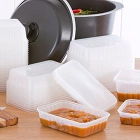 Food Container 500ml Pk 50  | 2733