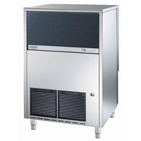 TB1405A Brema's TB Series TB1405A Pebble Ice Maker produces 140kg
