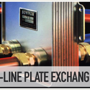 Bowman | Plate  Heat  Exchanger -  In-line  Plate Heat Exchanger