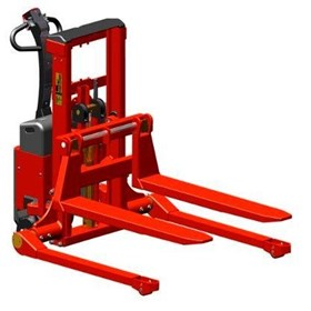 MAVERick Fully Powered Stacker - Straddle Legs | SELFS Mini