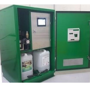 Wetting Agent and Fertiliser Injection Controller