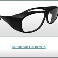 Radiation Protection Eyewear | No Side Shield Fitovers