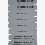 Newfound | Heat Seal Clothing Labels | Identification Labels