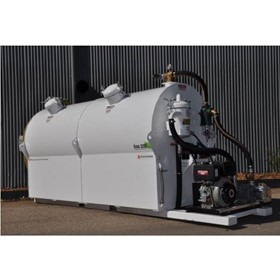 Portable Vacuum Tanks | EVAC 3200