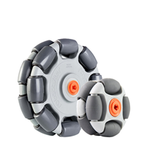 Rotacaster Robot Wheels | Omni-Wheels Multi-Directional