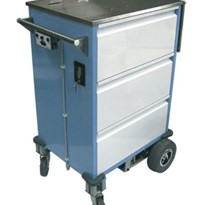 Lockwood | Electric Drive Medication Cart