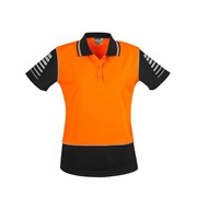 Protective Clothing | Womens Hi Vis Zone Polo