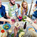 One third of Aussies hungry for friendship with their food: research