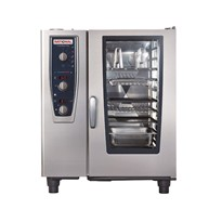 Rational CombiMaster® Plus – 10 x 1/1GN Trays Combi Oven