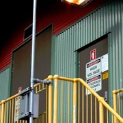 Light Mounting | Lighting Pole | Handrail Stanchion LMS013
