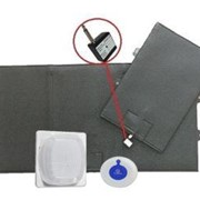 Fall Prevention Floor Sensor Mat with Cancel Pendant & Alert Light