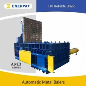 Heavy-Duty Automatic Waste Scrap Metal Baler for Aluminum Profile