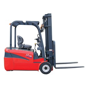 1.3T Three Wheel Electric Forklifts