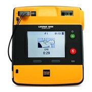 Defibrillator | Lifepak 1000 with ECG Display